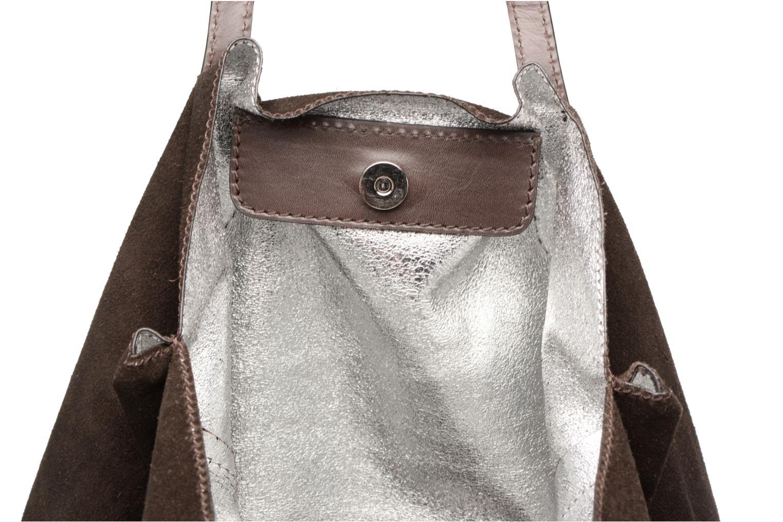 Handtaschen Loxwood Sac Shopper braun ansicht von hinten