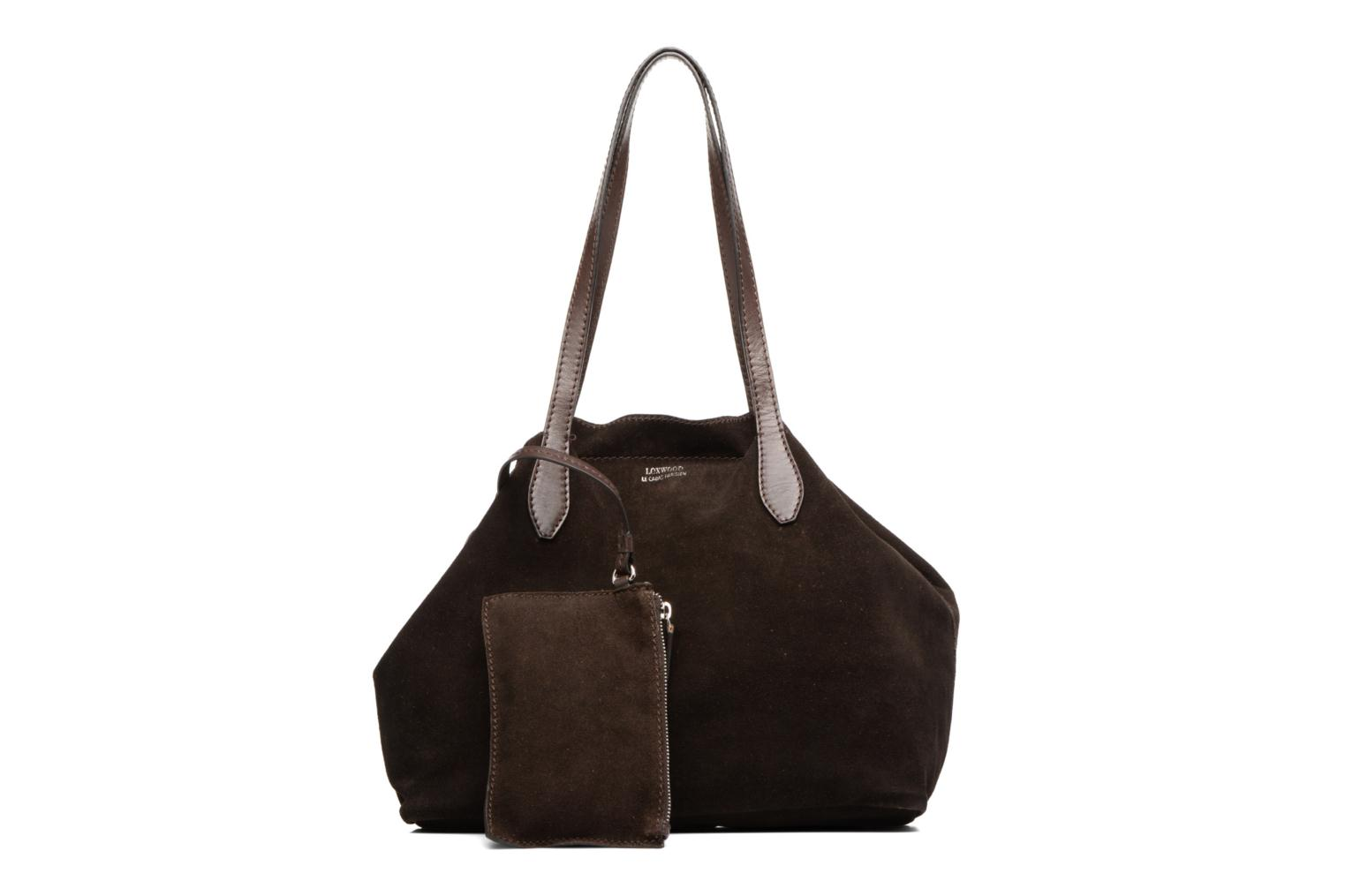 Handbags Loxwood Sac Shopper Brown view from the left
