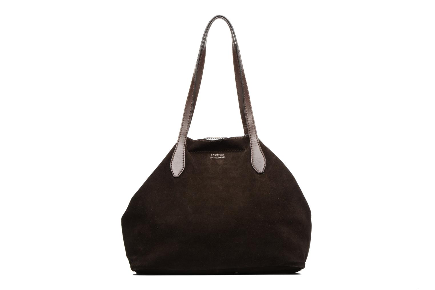 Handtassen Loxwood Sac Shopper Bruin detail