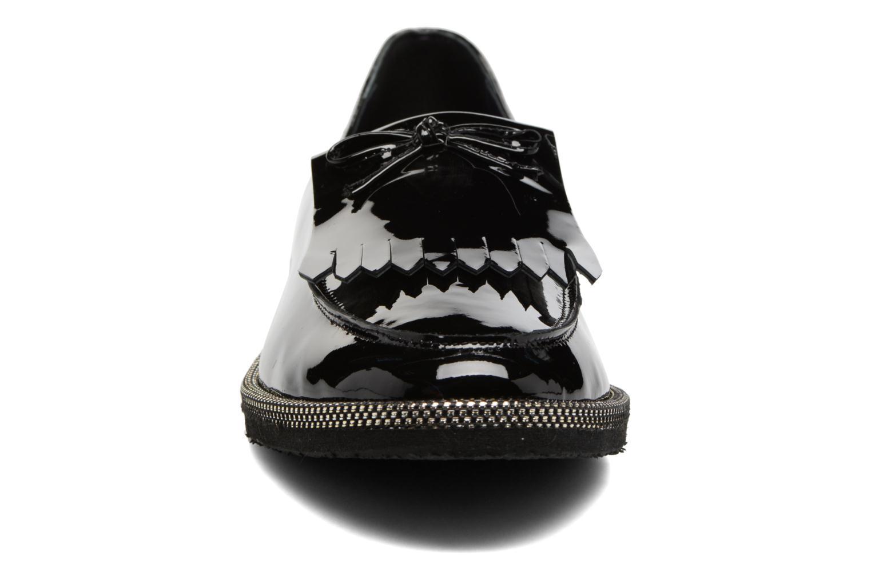 Mocassins Anaki Rebecca Noir vue portées chaussures