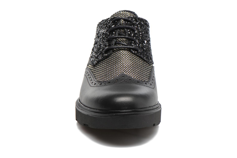 Zapatos con cordones Anaki Nicky Negro vista del modelo