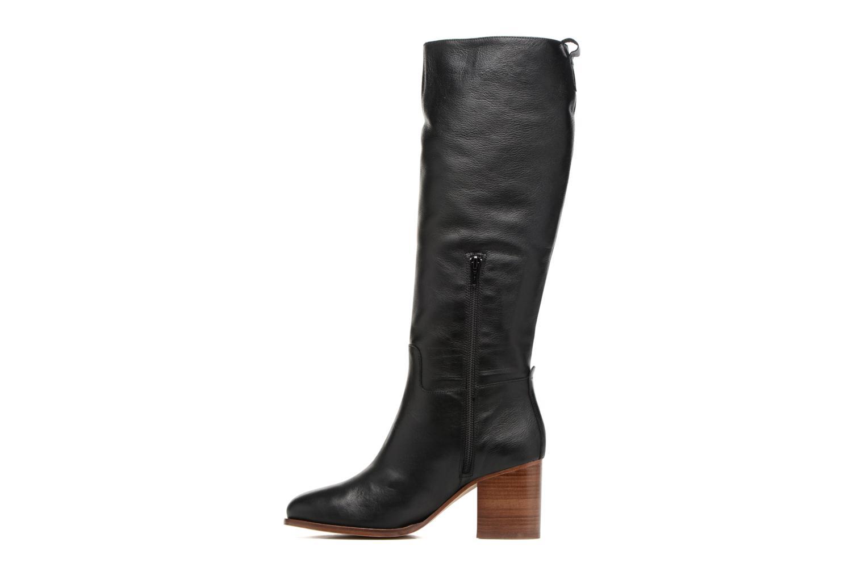 Boots & wellies Anaki Jordan Black front view