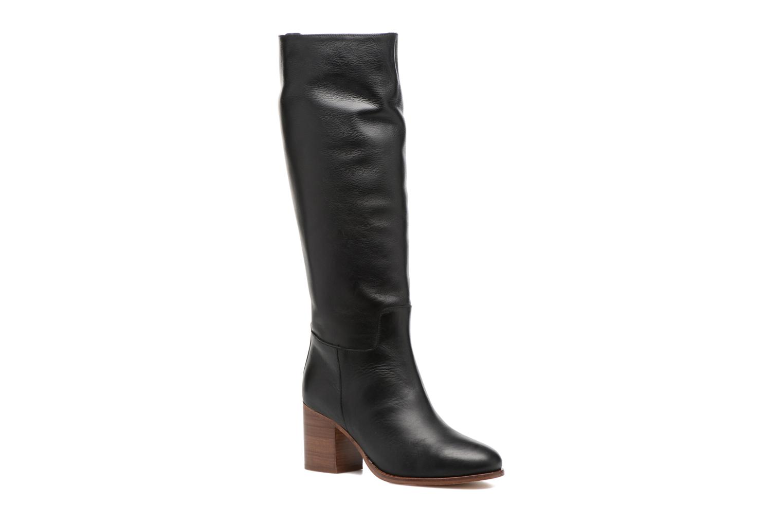 Boots & wellies Anaki Jordan Black detailed view/ Pair view