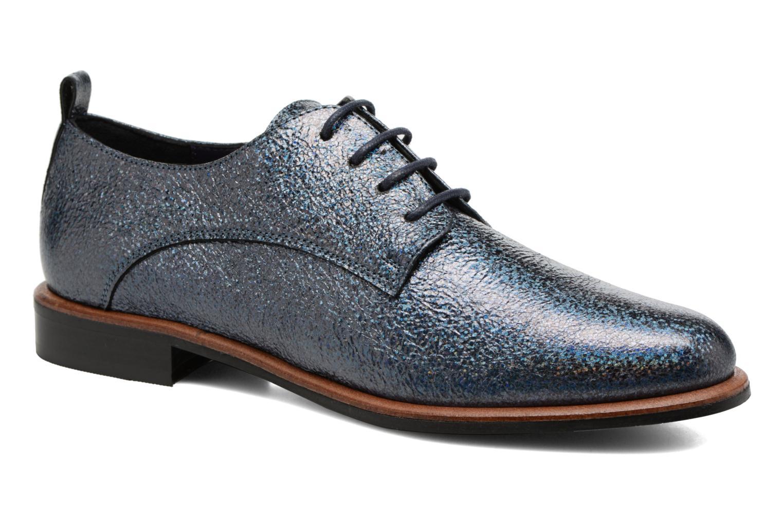 Chaussures à lacets Anaki Jenna Bleu vue détail/paire