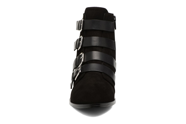 Bottines et boots Anaki Adisson Noir vue portées chaussures
