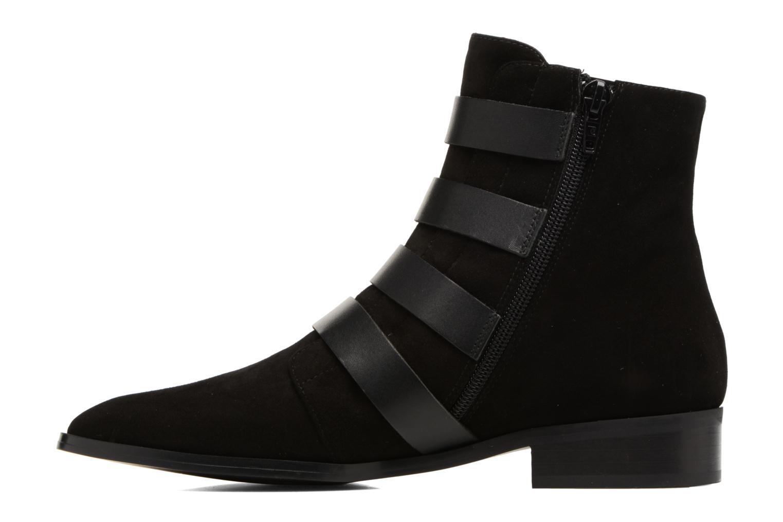 Bottines et boots Anaki Adisson Noir vue face