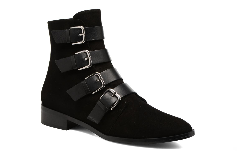 Bottines et boots Anaki Adisson Noir vue détail/paire