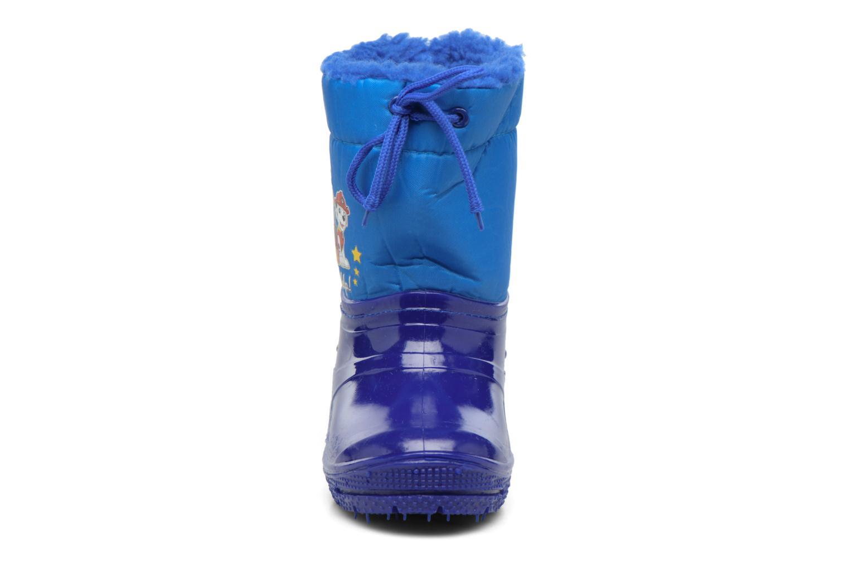 Sportschuhe Pat Patrouille Sonet blau schuhe getragen