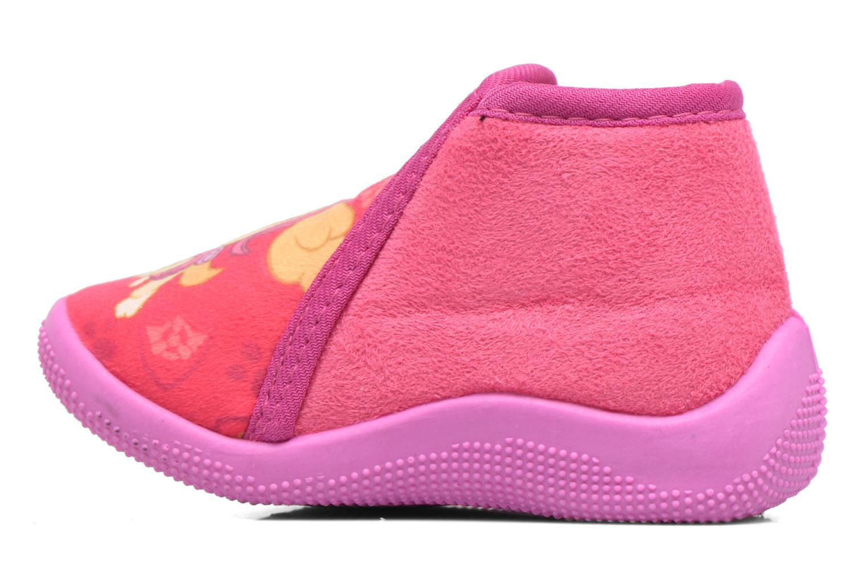 Pantofole Pat Patrouille Sita Rosa immagine frontale