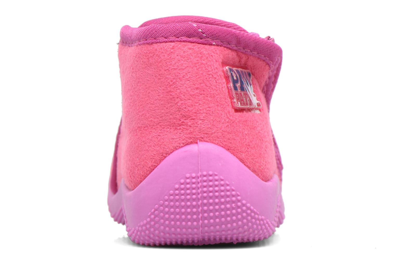 Pantofole Pat Patrouille Sita Rosa immagine destra