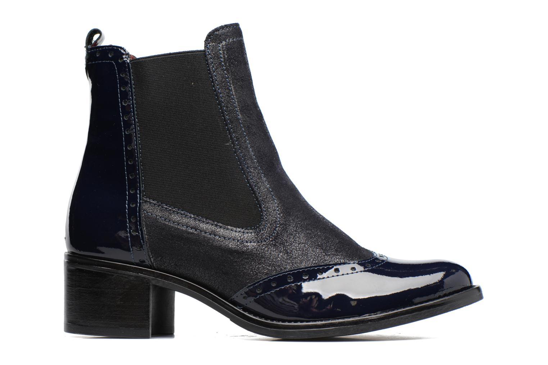 Bottines et boots Georgia Rose Napoli Bleu vue derrière