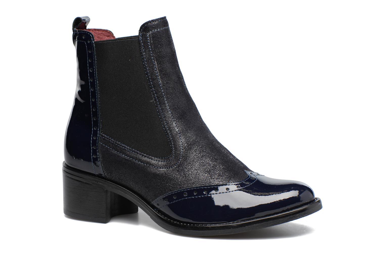 Georgia Rose Napoli (Bleu) - Bottines et boots chez Sarenza (304984)