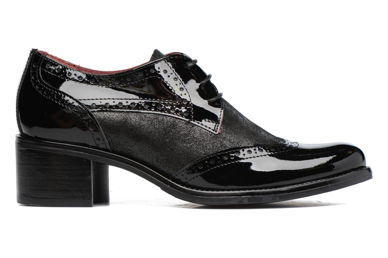 Chaussures à lacets Georgia Rose Nepri Noir vue derrière