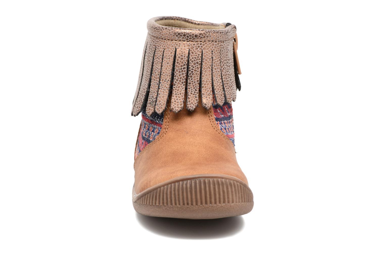 Stiefeletten & Boots NA! Aria braun schuhe getragen