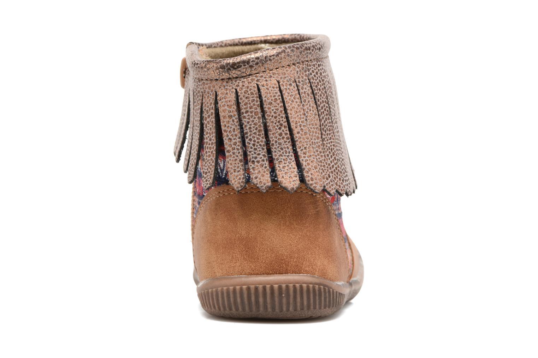 Stiefeletten & Boots NA! Aria braun ansicht von rechts