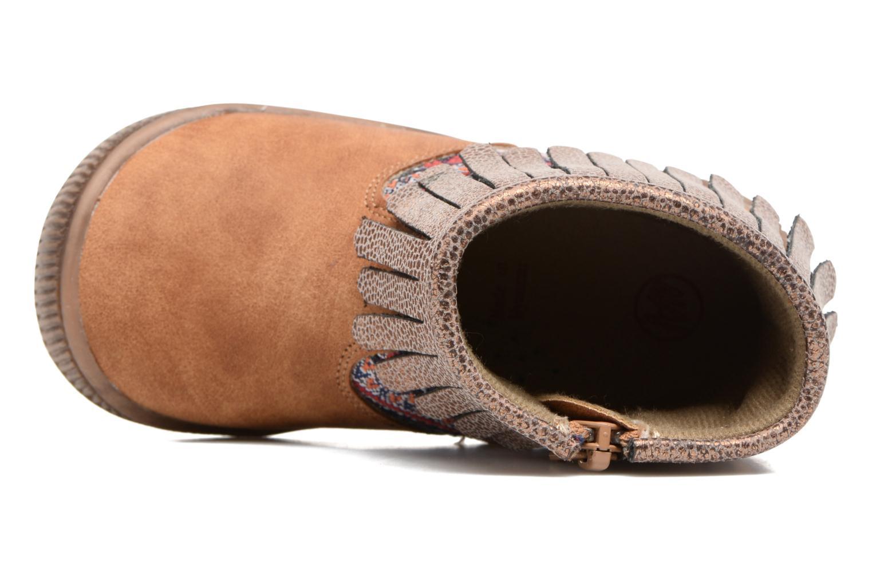 Stiefeletten & Boots NA! Aria braun ansicht von links