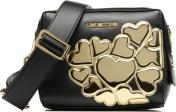 Crossbody Large Sangle Metal Hearts