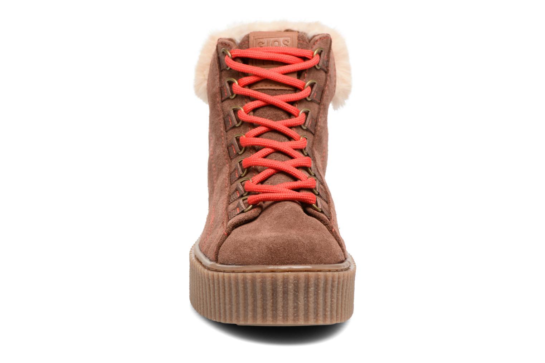 Bottines et boots Gioseppo Geepki Marron vue portées chaussures