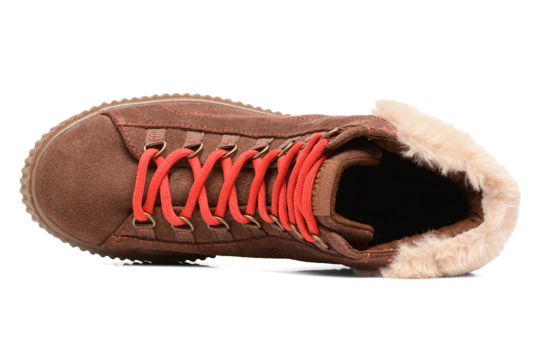 Bottines et boots Gioseppo Geepki Marron vue gauche