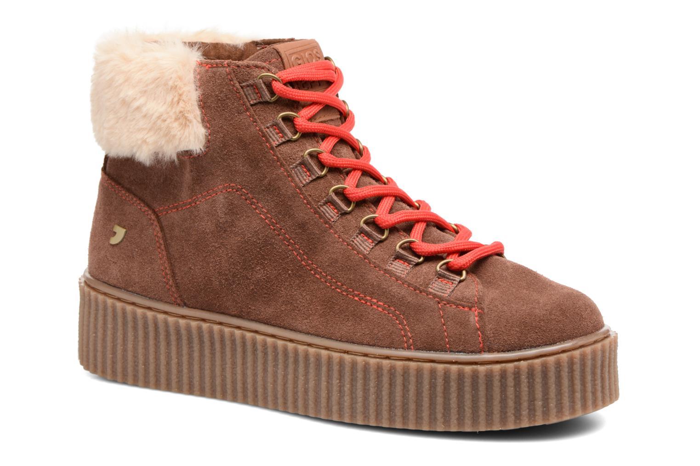 Bottines et boots Gioseppo Geepki Marron vue détail/paire
