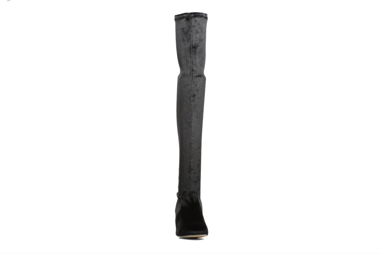 Stiefel Gioseppo Galule schwarz schuhe getragen