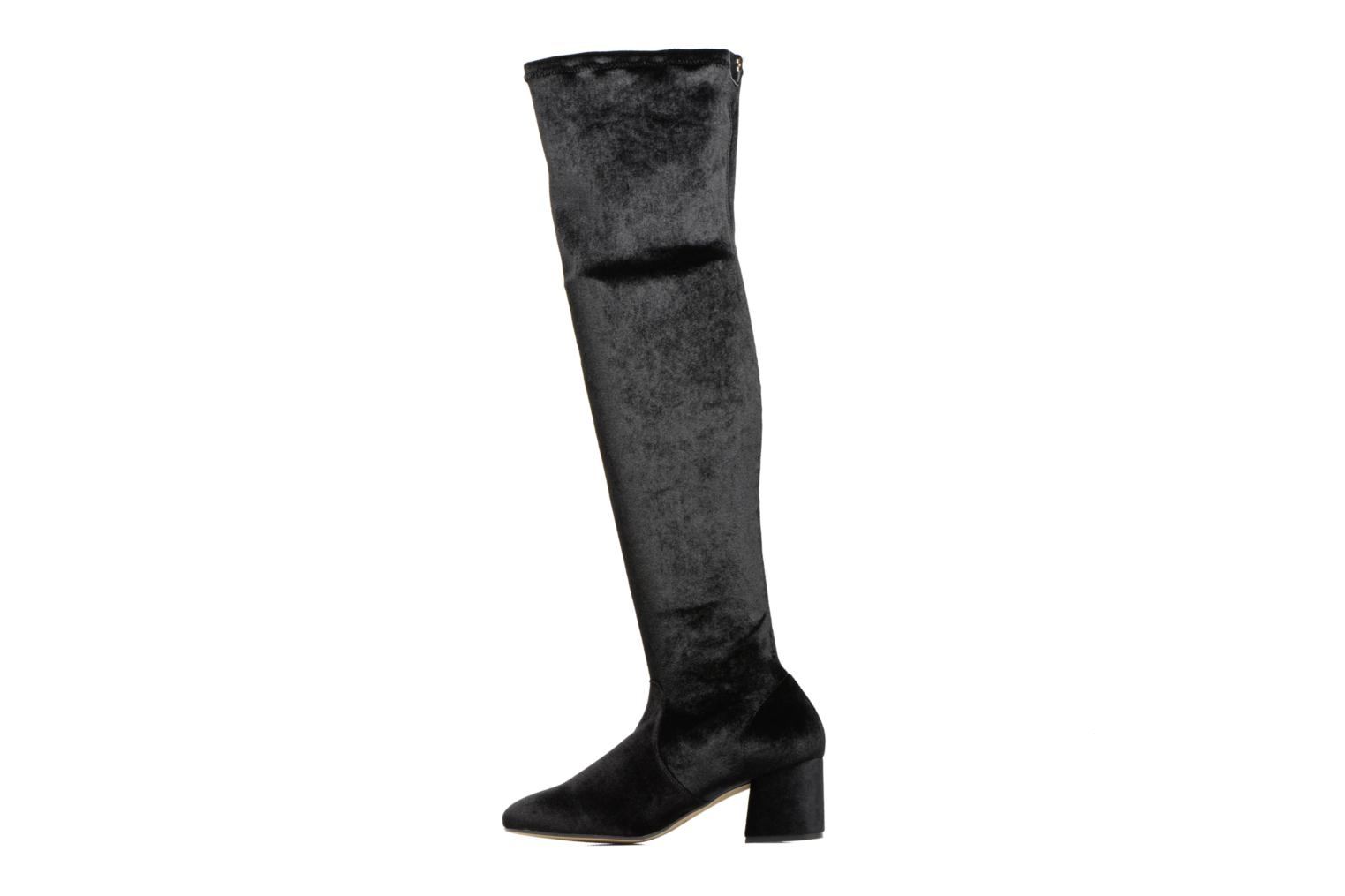 Boots & wellies Gioseppo Galule Black front view