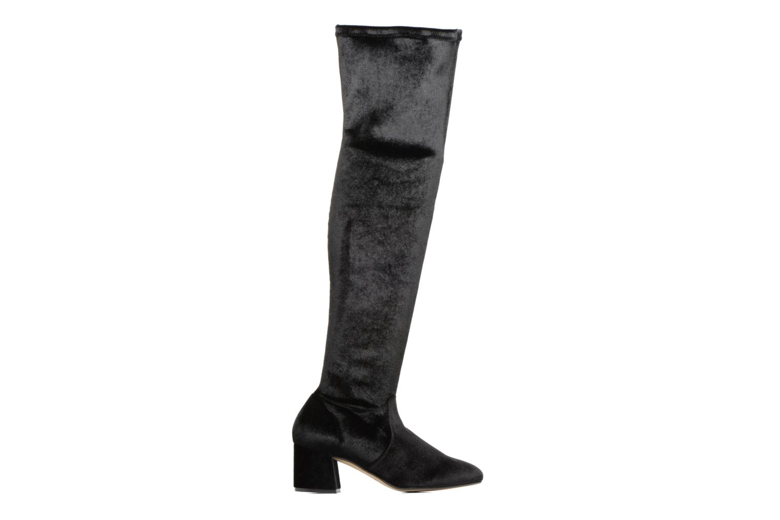 Boots & wellies Gioseppo Galule Black back view