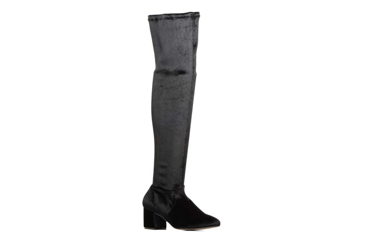 Boots & wellies Gioseppo Galule Black detailed view/ Pair view