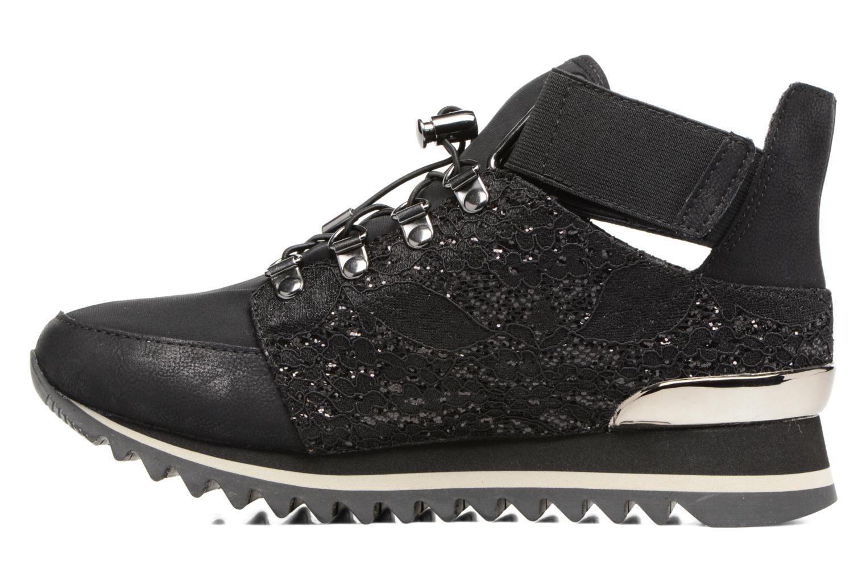 Sneaker Gioseppo Hike schwarz ansicht von vorne