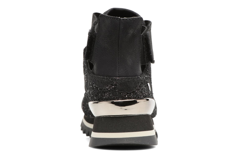 Sneaker Gioseppo Hike schwarz ansicht von rechts