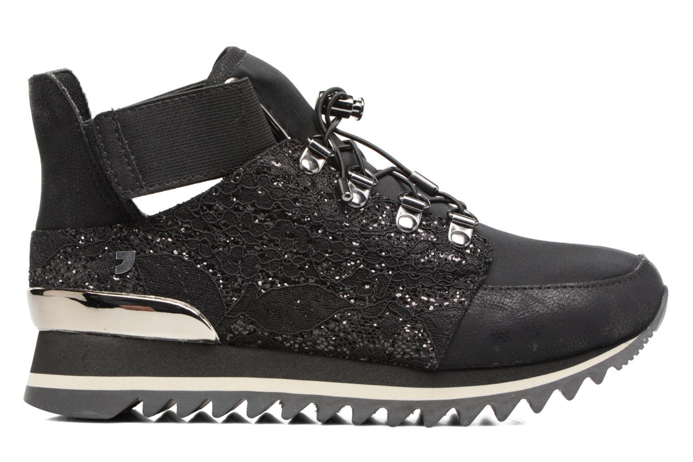 Sneaker Gioseppo Hike schwarz ansicht von hinten