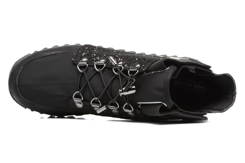 Sneaker Gioseppo Hike schwarz ansicht von links