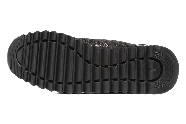 Sneaker Gioseppo Hike schwarz ansicht von oben