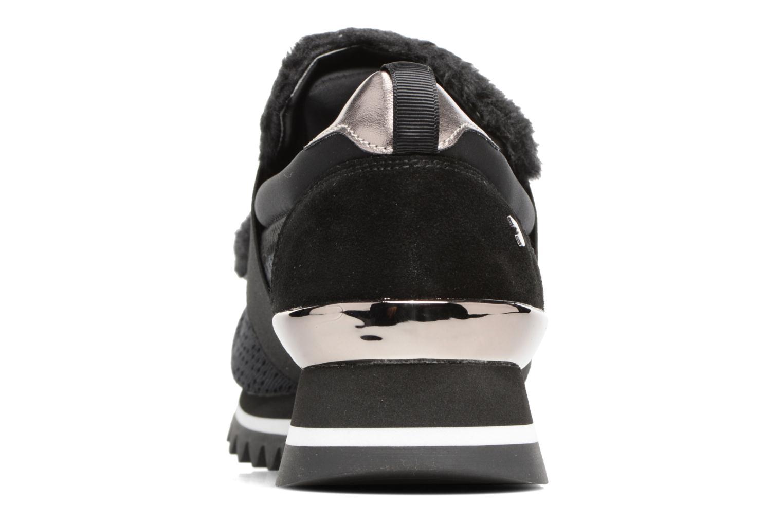 Baskets Gioseppo Crazyblack Noir vue droite