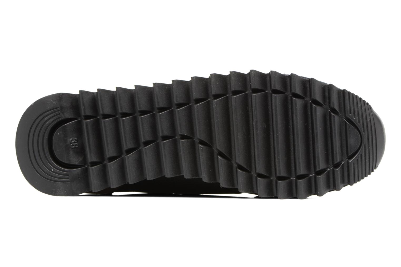 Baskets Gioseppo Crazyblack Noir vue haut