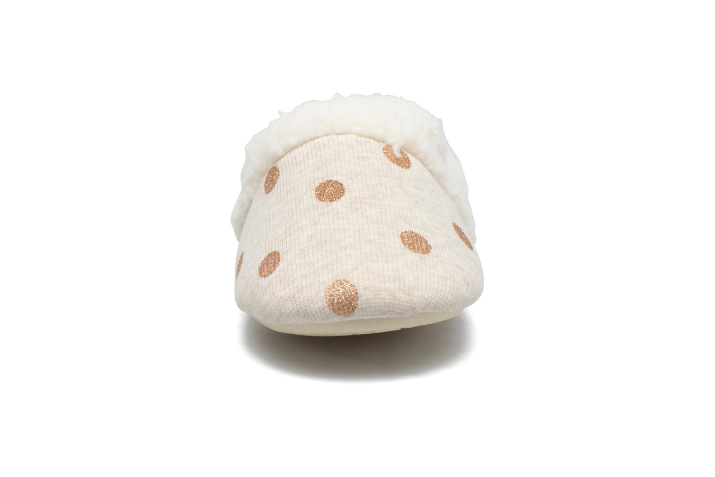 Hausschuhe Gioseppo Bled beige schuhe getragen