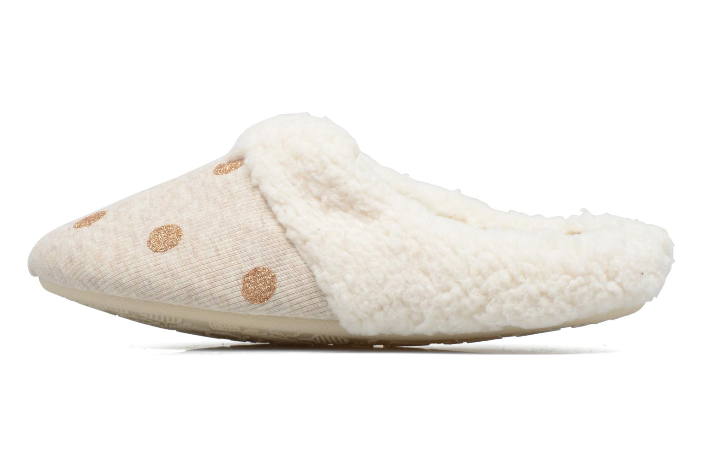Pantoffels Gioseppo Bled Beige voorkant
