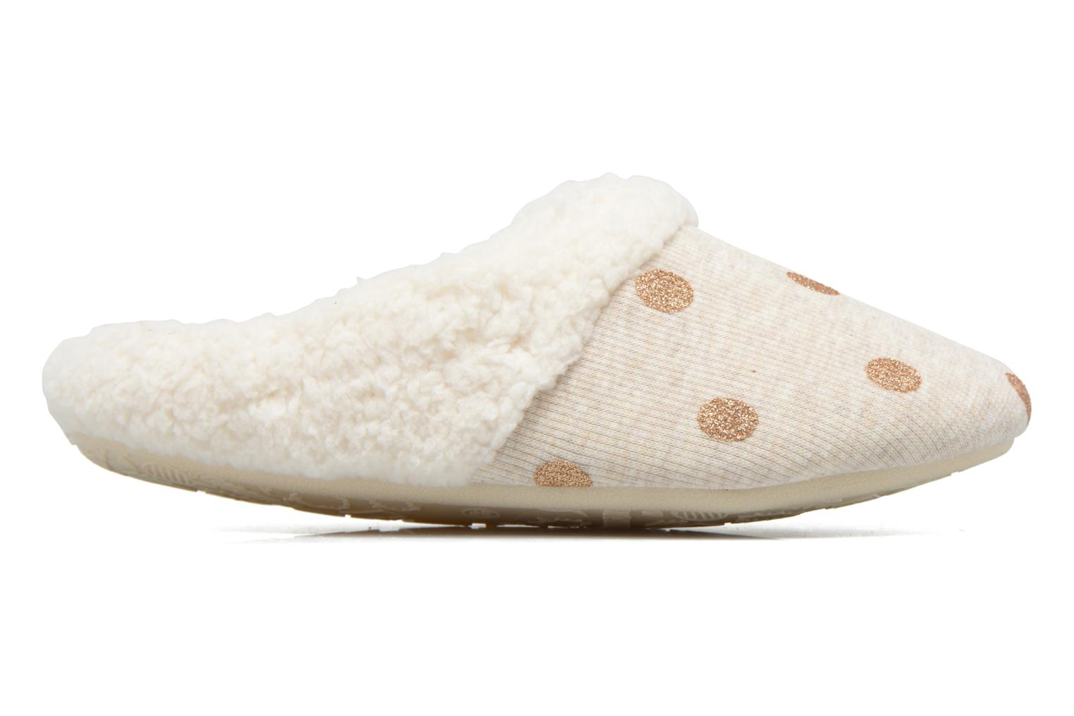 Pantoffels Gioseppo Bled Beige achterkant