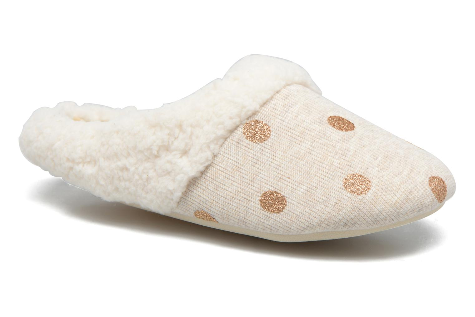 Slippers Gioseppo Bled Beige detailed view/ Pair view