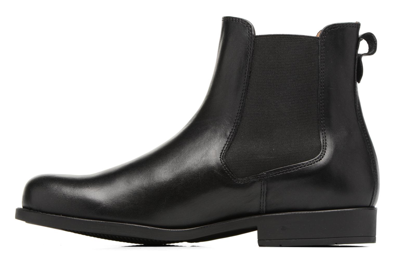 Boots en enkellaarsjes Aigle Orzac 2 Zwart voorkant