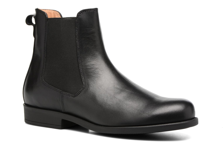 Boots en enkellaarsjes Aigle Orzac 2 Zwart detail