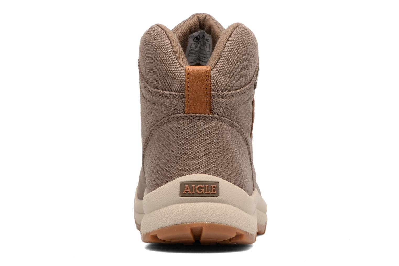 Chaussures de sport Aigle Tenere Light Cvs Gortex Vert vue droite