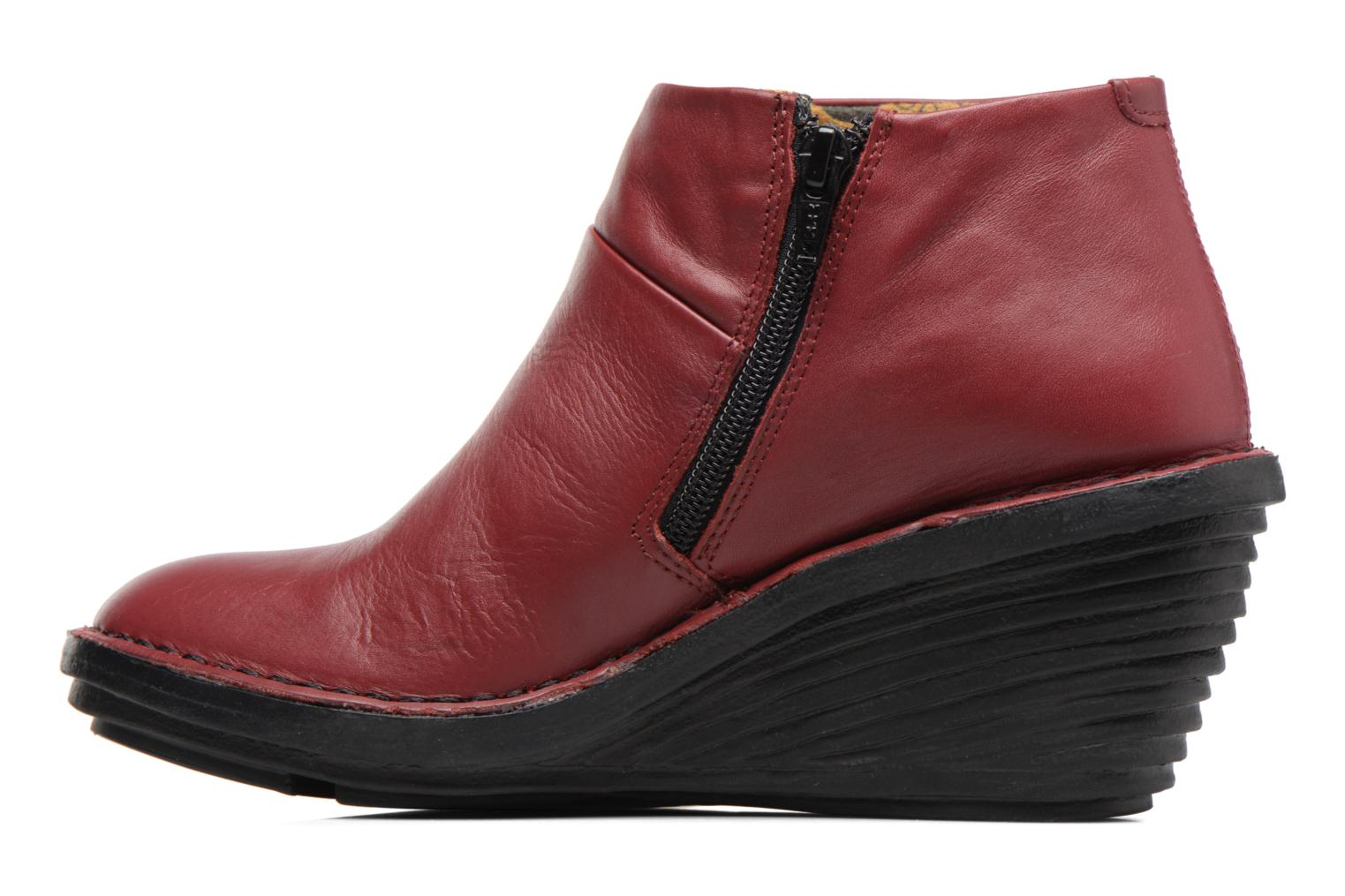 Boots en enkellaarsjes Fly London SIPI Bordeaux voorkant