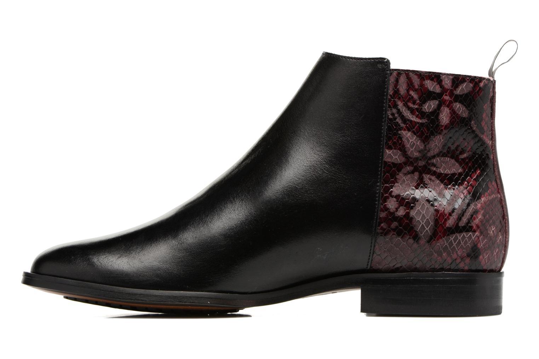 Bottines et boots MAURICE manufacture Carlita Noir vue face