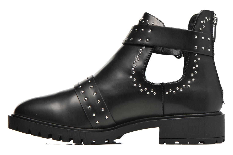Bottines et boots Coolway Ankara Noir vue face