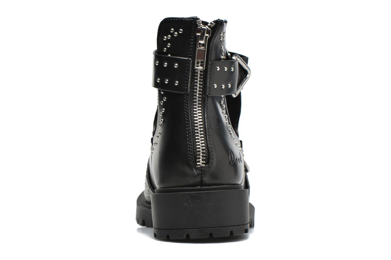 Bottines et boots Coolway Ankara Noir vue droite