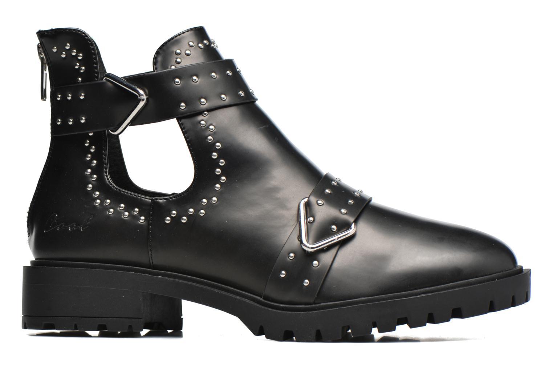 Bottines et boots Coolway Ankara Noir vue derrière
