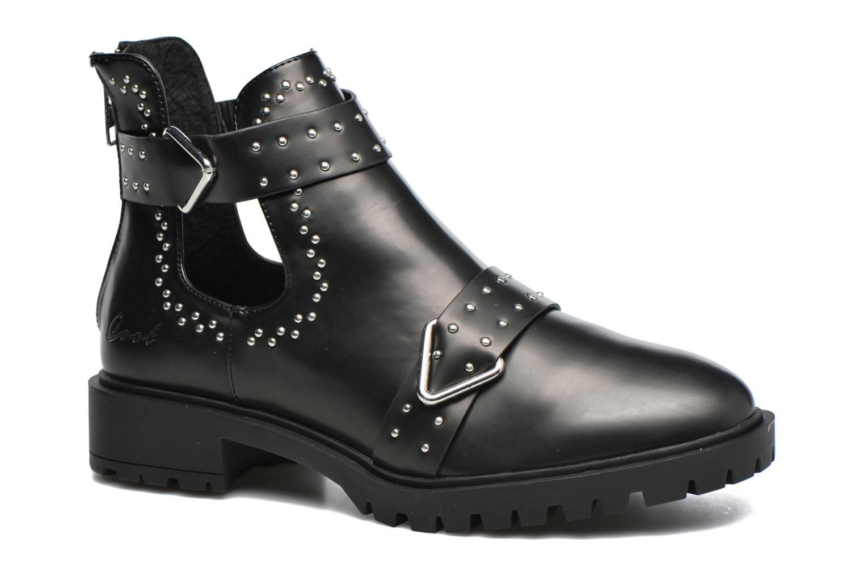 Bottines et boots Coolway Ankara Noir vue détail/paire