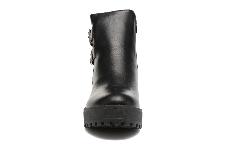 Bottines et boots Coolway Bashita Noir vue portées chaussures