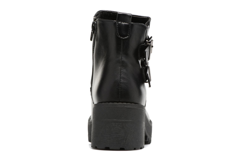 Bottines et boots Coolway Bashita Noir vue droite